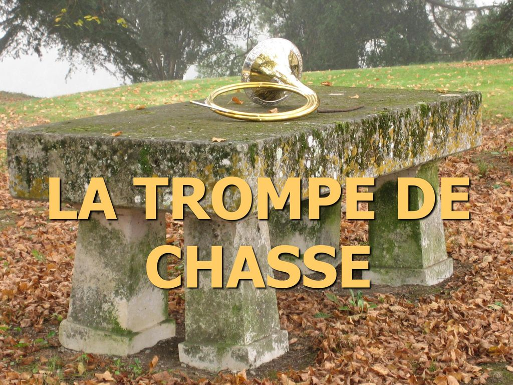 SONNERIE CHASSE A COURRE