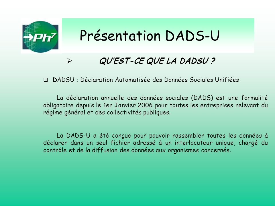 Presentation Dads U Ph7 Est Une Grosse Calculette Ppt Telecharger