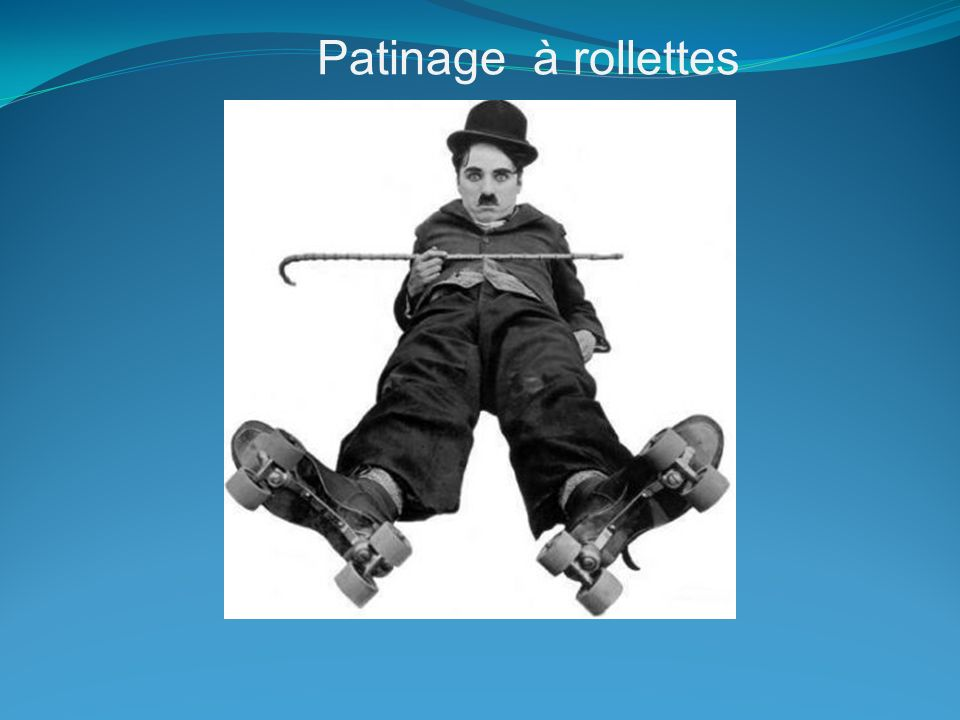 Patinage à rollettes