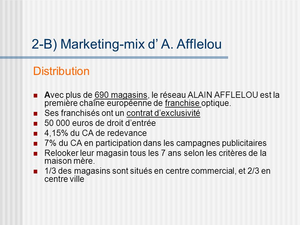 La stratégie marketing - ppt video online télécharger 5c7a73fca7cc