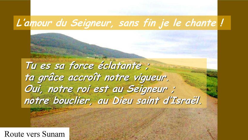 Treizième dimanche le 2 juillet 2017 Vallée d'Izréel Cycle A - ppt ...