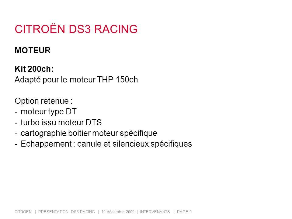 citro n ds3 kit racing 200ch ppt video online. Black Bedroom Furniture Sets. Home Design Ideas