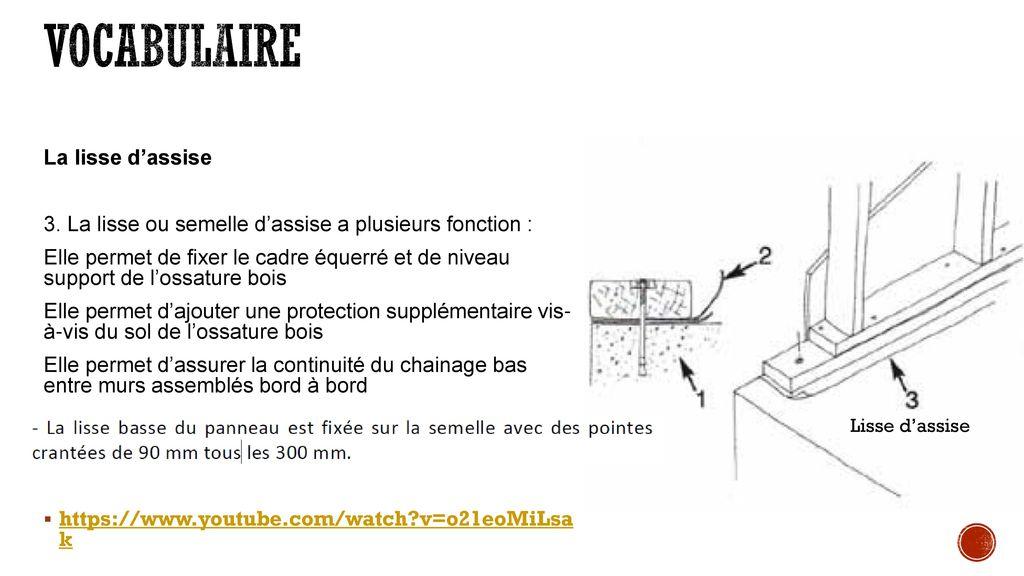 époustouflant CONSTRUCTIONS EN ossature bois - ppt télécharger &XP_84