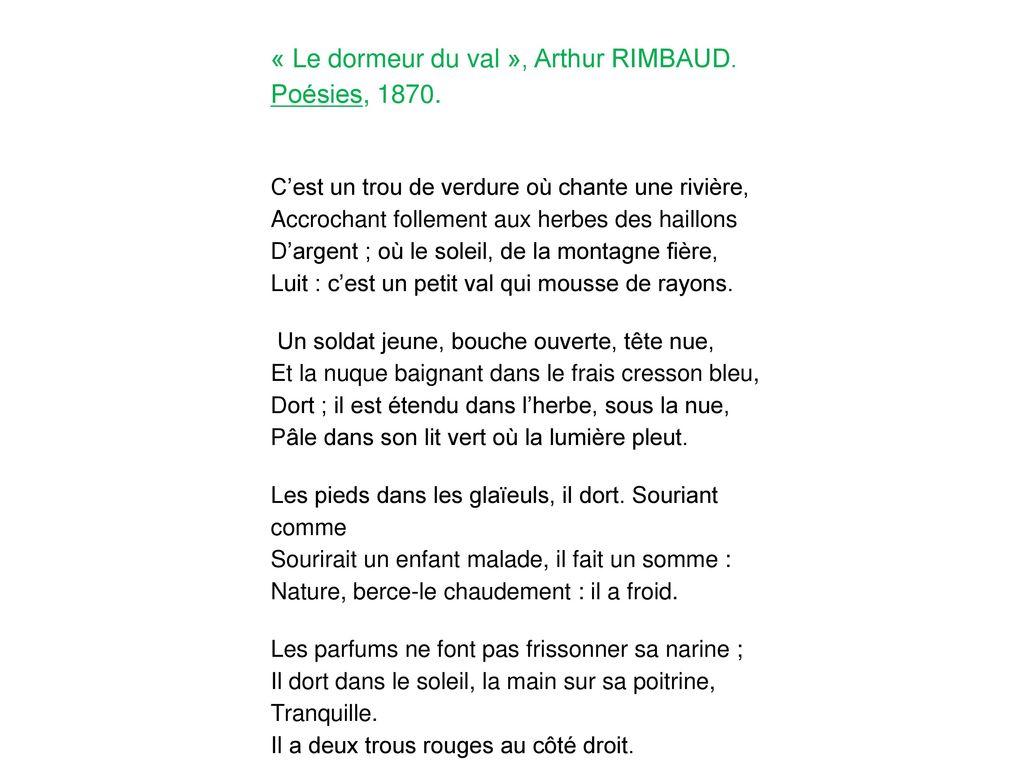 Anthologie Poetique Des 2ndes E Ppt Telecharger