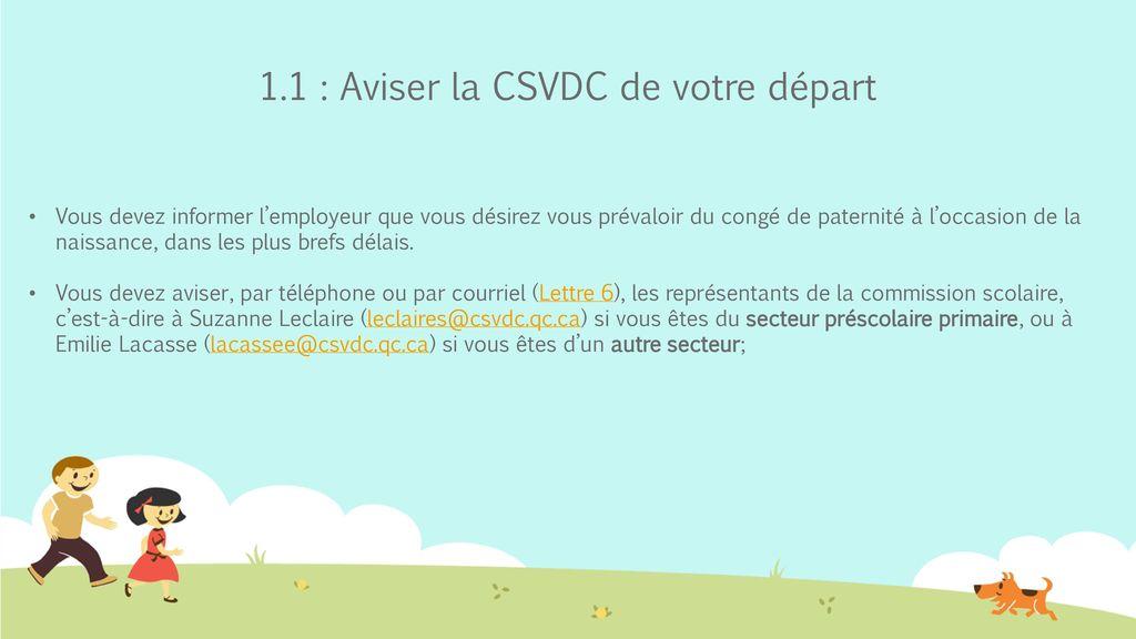 Le Conge De Paternite Document De Vulgarisation Inspire De La Loi