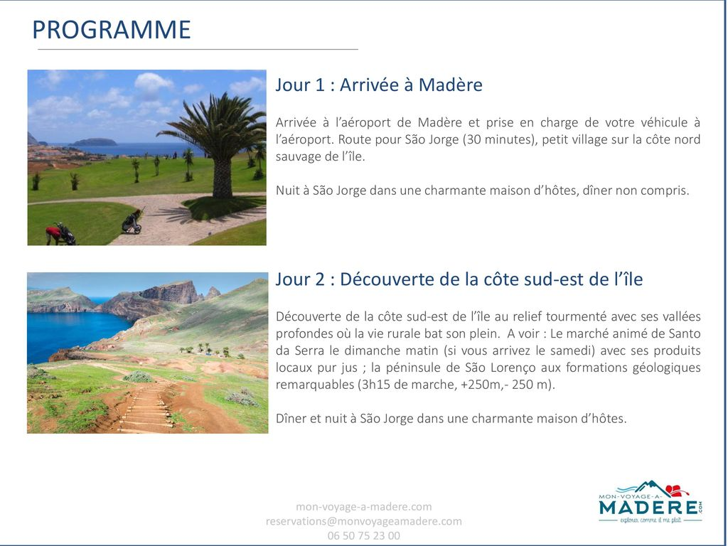 Rencontres Maderiennes Visite De Madere En Chambres D Hotes Ppt