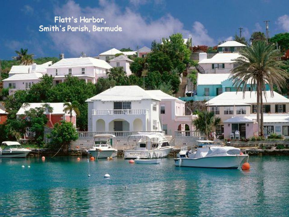 Flatt s Harbor, Smith s Parish, Bermude