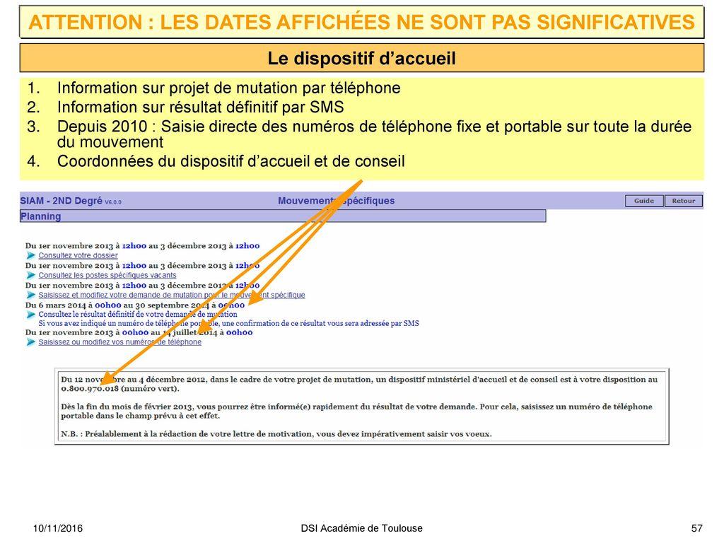 Phase Inter Académique Mouvement Général Spécifique Ppt