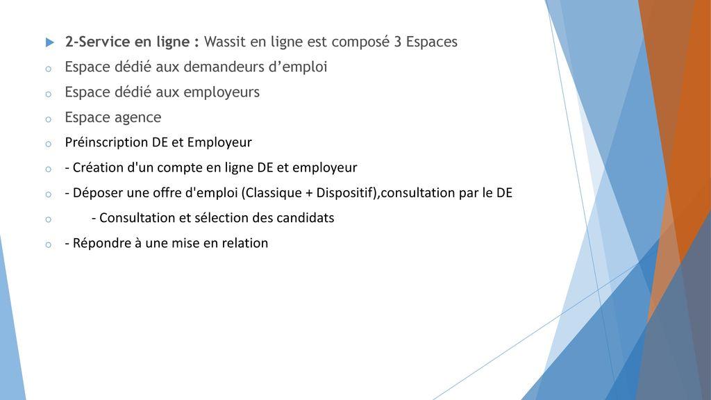 Nomenclature Algerienne Des Metiers Et Emploi Ppt Telecharger