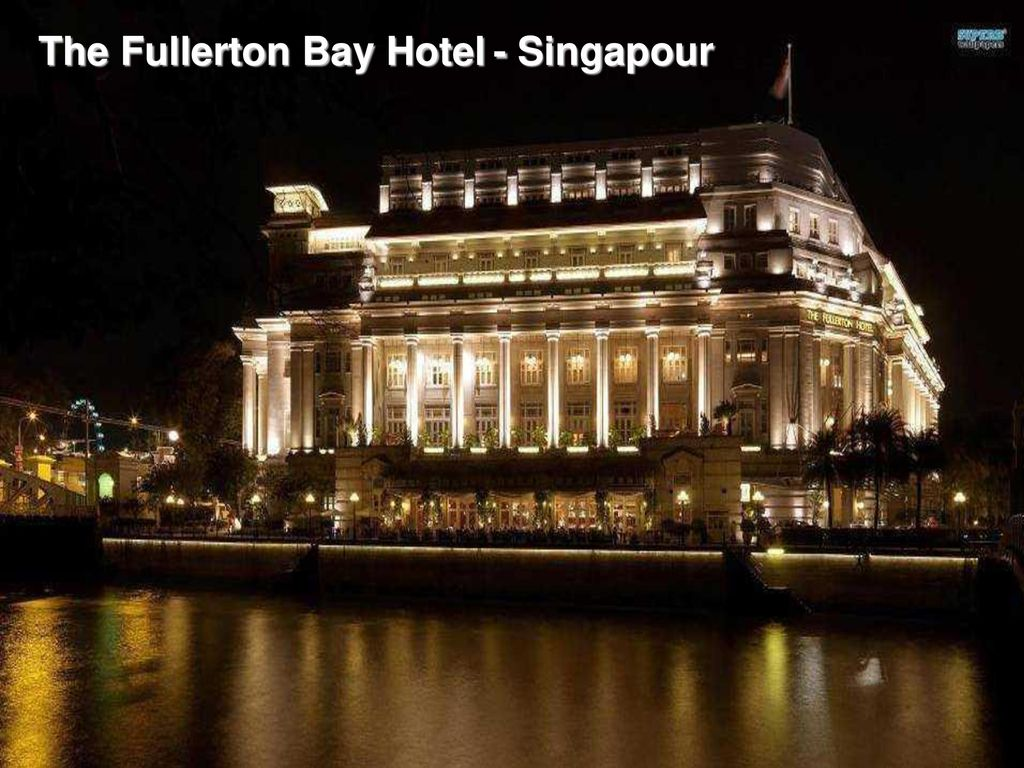 The Fullerton Bay Hotel - Singapour