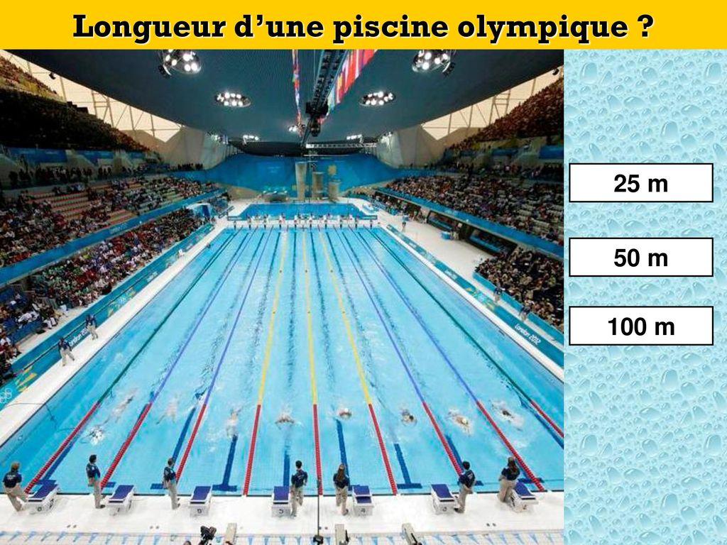 Cliquez ici pour commencer ppt video online t l charger - Dimension d une piscine olympique ...