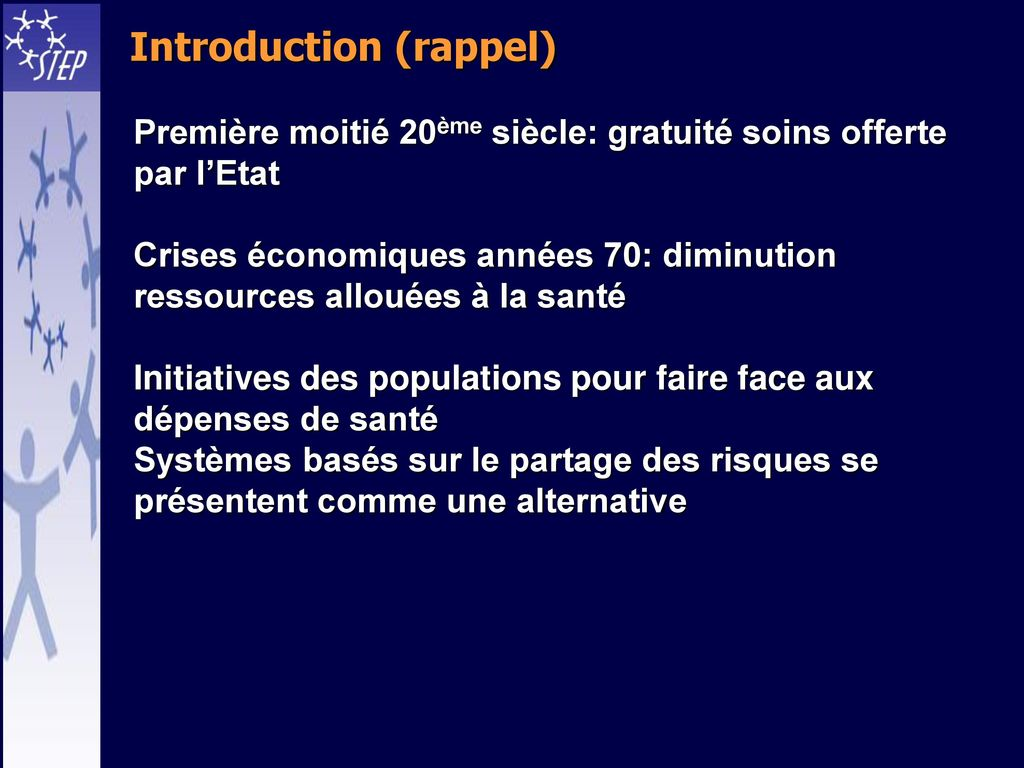 Introduction (rappel)