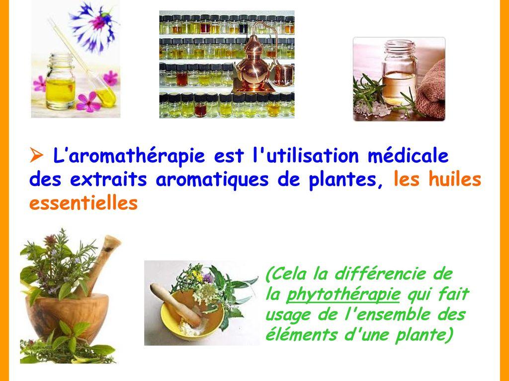 médecine par huiles essentielles
