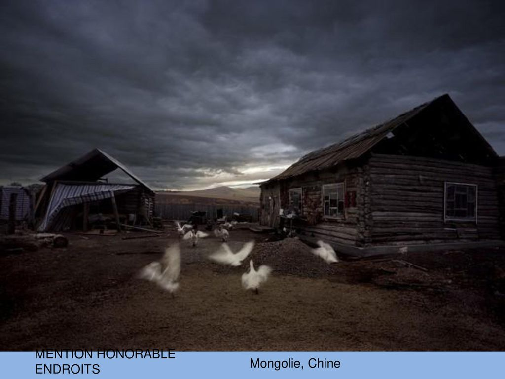 MENTION HONORABLE ENDROITS Mongolie, Chine