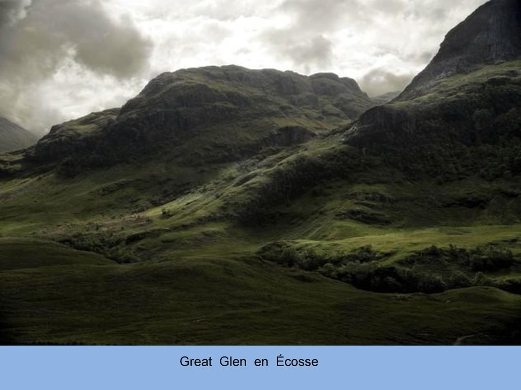 Great Glen en Écosse