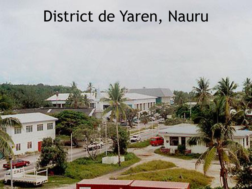District de Yaren, Nauru