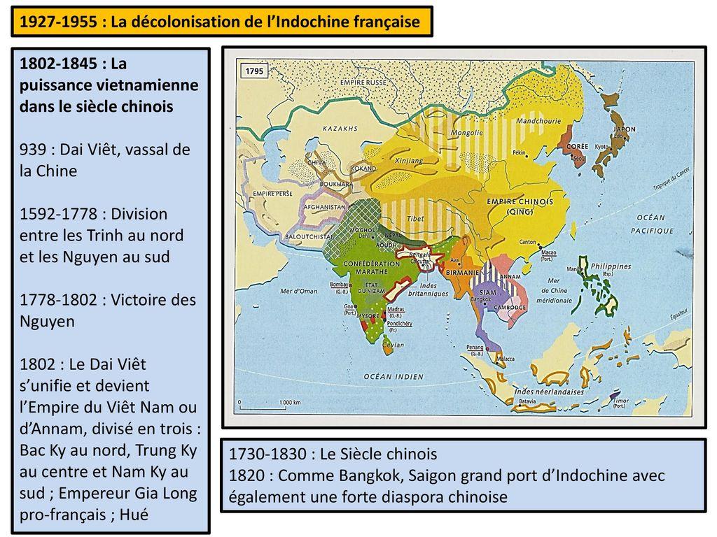 La Decolonisation De L Indochine Francaise Ppt Telecharger