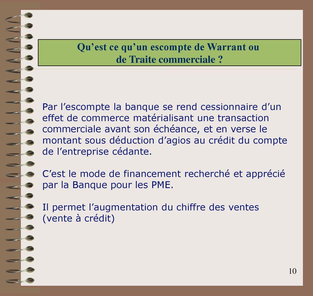 Decouvrez Les Credits Bancaires Utilises En Algerie Mme Leila Maiza