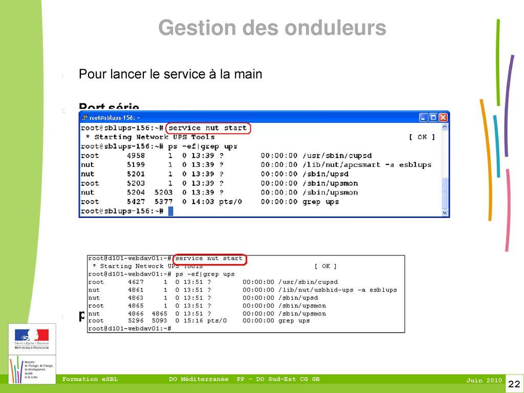 eSBL eole Serveur Bureautique - ppt télécharger