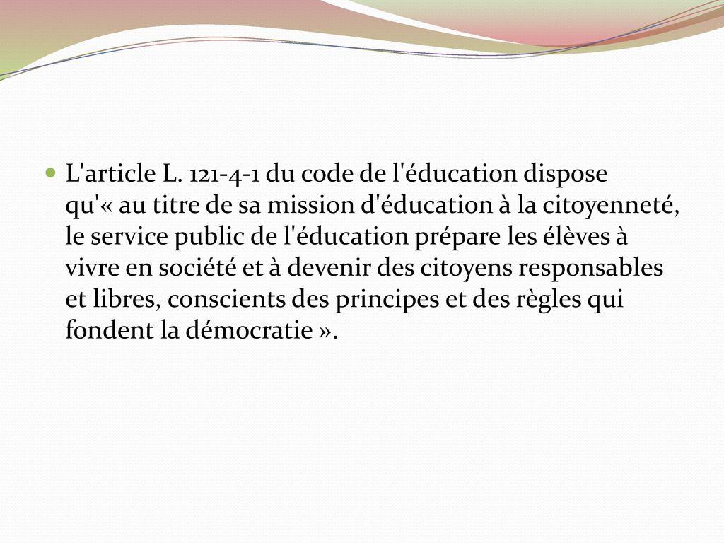 Mise En Place Du Parcours Educatif De Sante Pour Tous Les Eleves