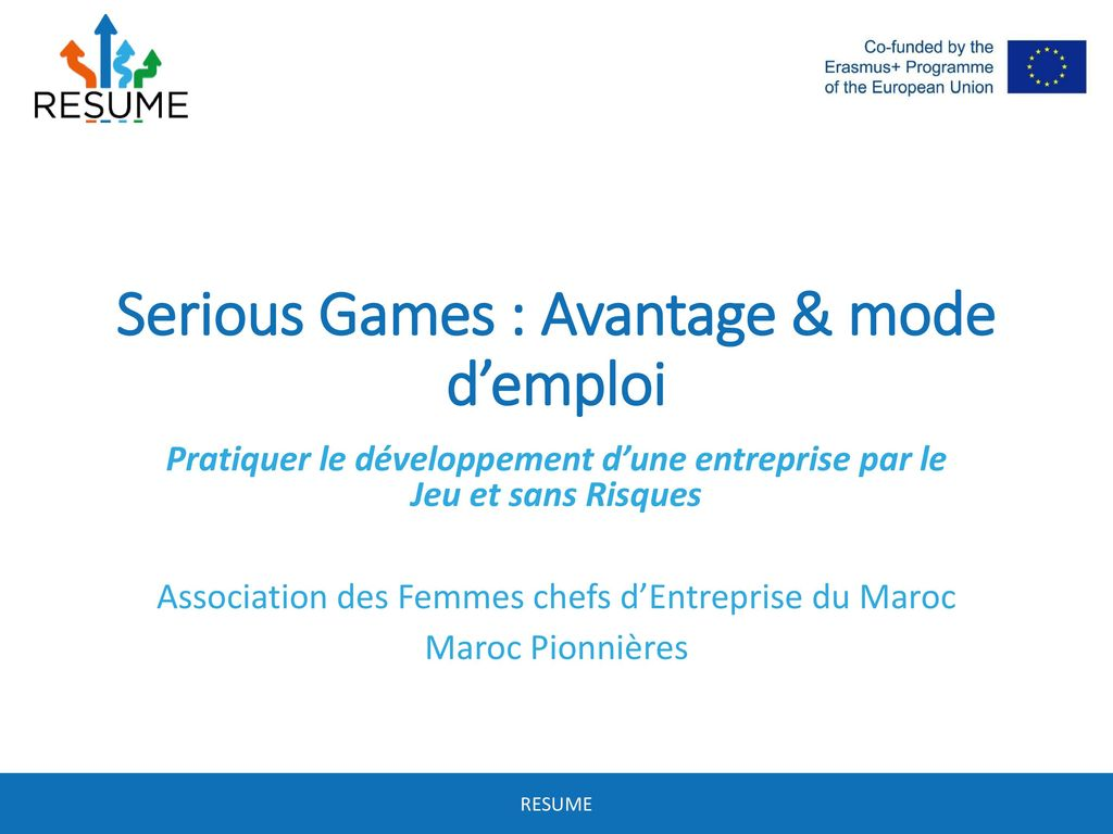 Serious Games : Avantage & mode d'emploi