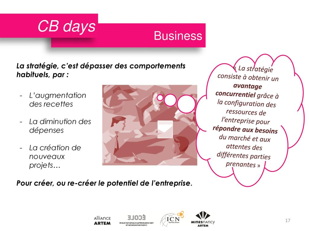 CB days Business.