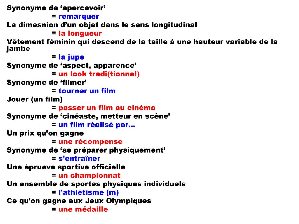 Les Definitions Les Rapports Personnels 2c L Art De La Conversation