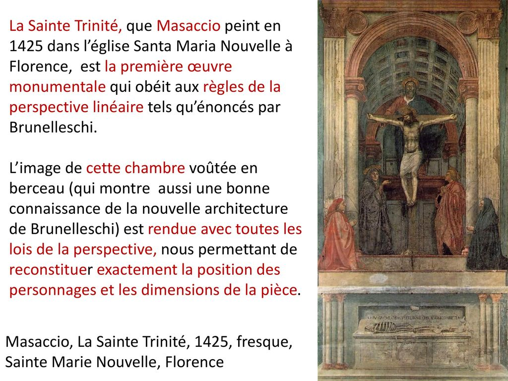 3-2-5 La peinture de la première Renaissance en Italie - ppt ...