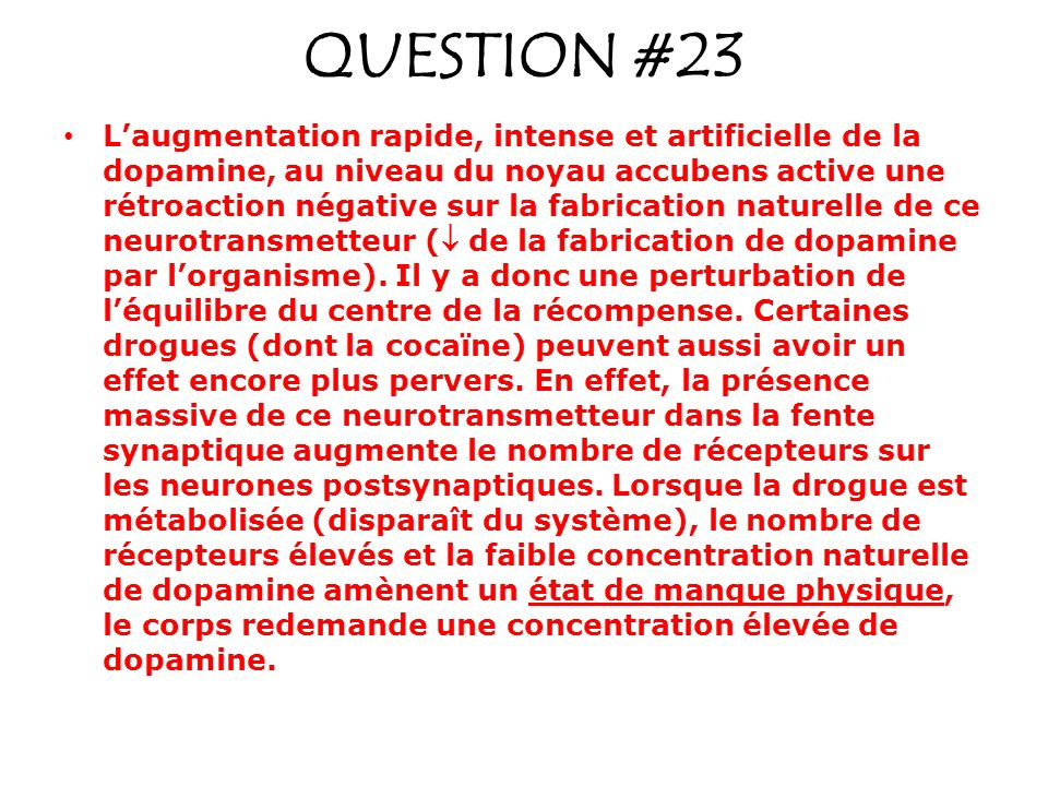 QUESTION #23