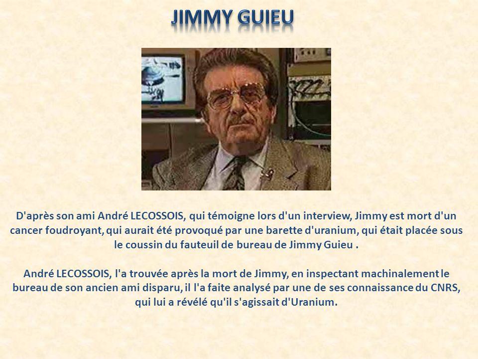 jimmy est mort