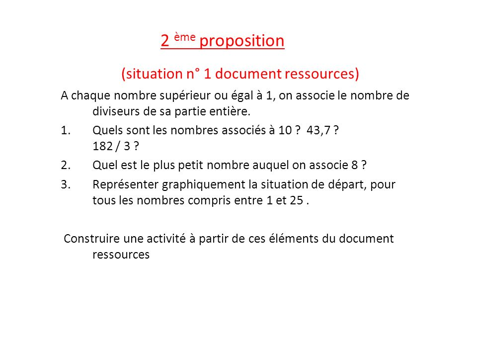 (situation n° 1 document ressources)