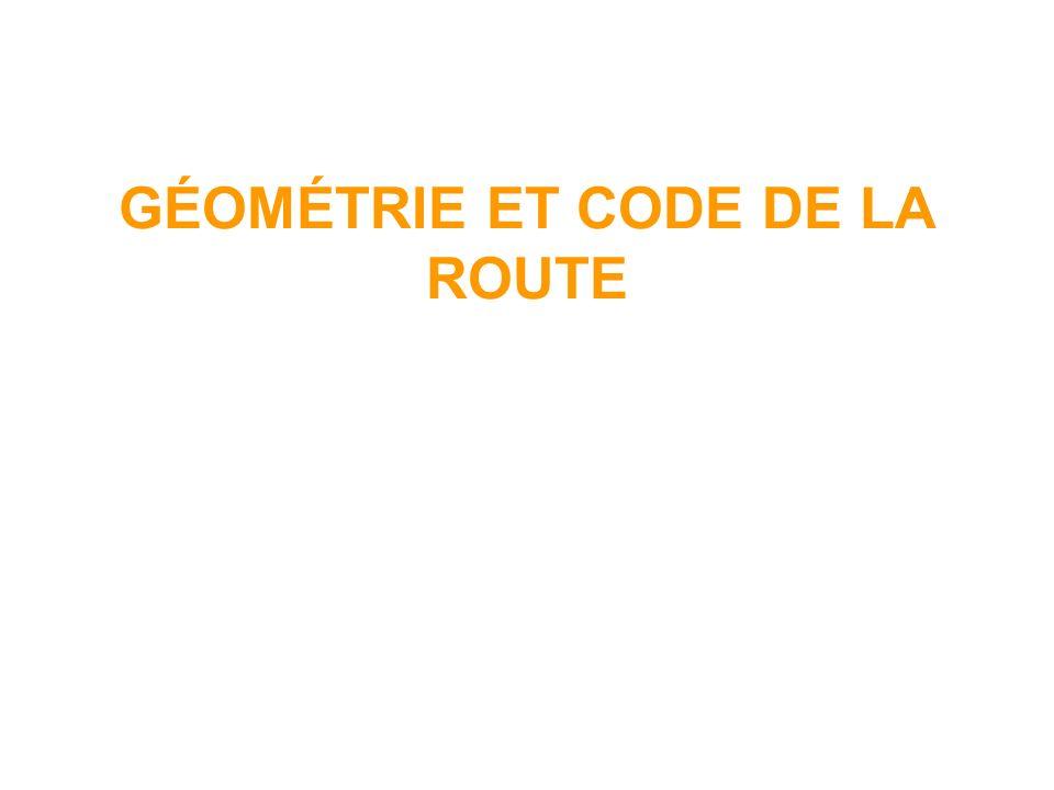 g om trie et code de la route ppt t l charger. Black Bedroom Furniture Sets. Home Design Ideas