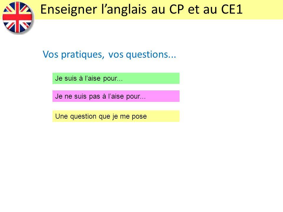 Enseigner Langlais Au Cp Et Au Ce1 Ppt Video Online Télécharger