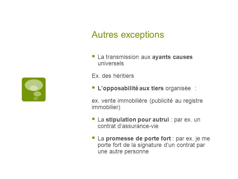 Droit des obligations aesl2 partie 1 le contrat ppt video online t l charger - Declaration porte fort heritier ...