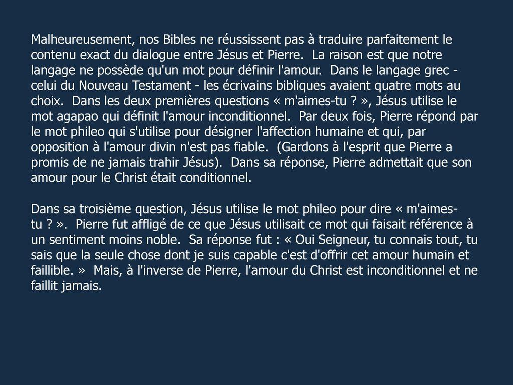 Dieu A Tant Aimé Le Monde Ppt Télécharger