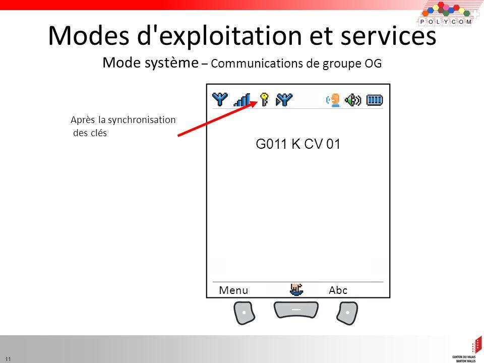 3 modes d u2019exploitation polycom
