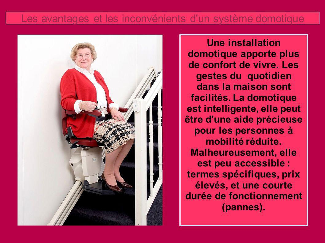 pr sentation de la domotique ppt video online t l charger. Black Bedroom Furniture Sets. Home Design Ideas