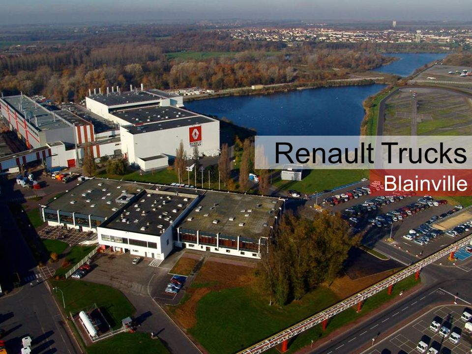 renault trucks blainville ppt video online t l charger. Black Bedroom Furniture Sets. Home Design Ideas