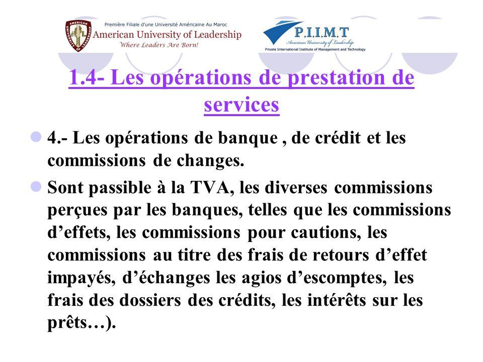 Chap 3 La Taxe Sur La Valeur Ajoutee Ppt Telecharger