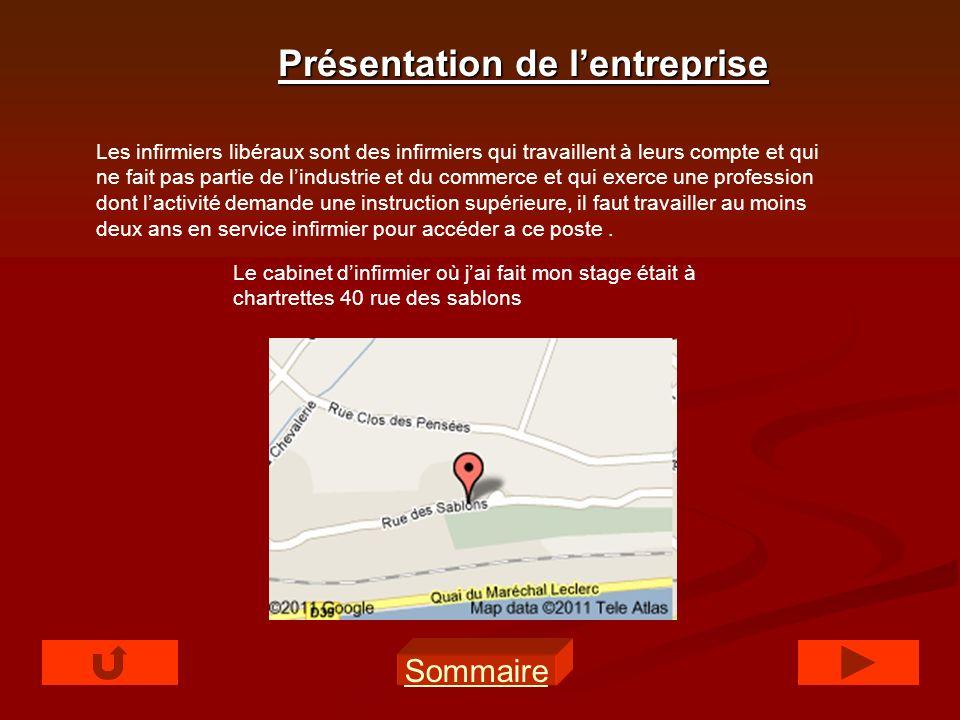 Detiège Pierre Michel Rapport De Stage 3e3 Infirmier Libéral