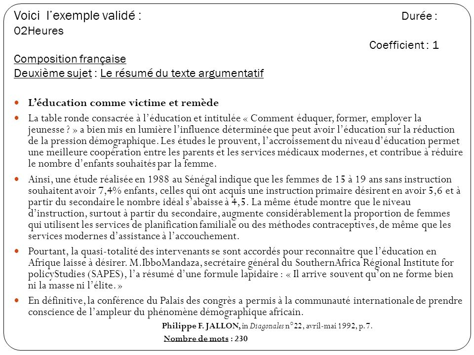 structure de l u2019evaluation des apprentissages au bepc