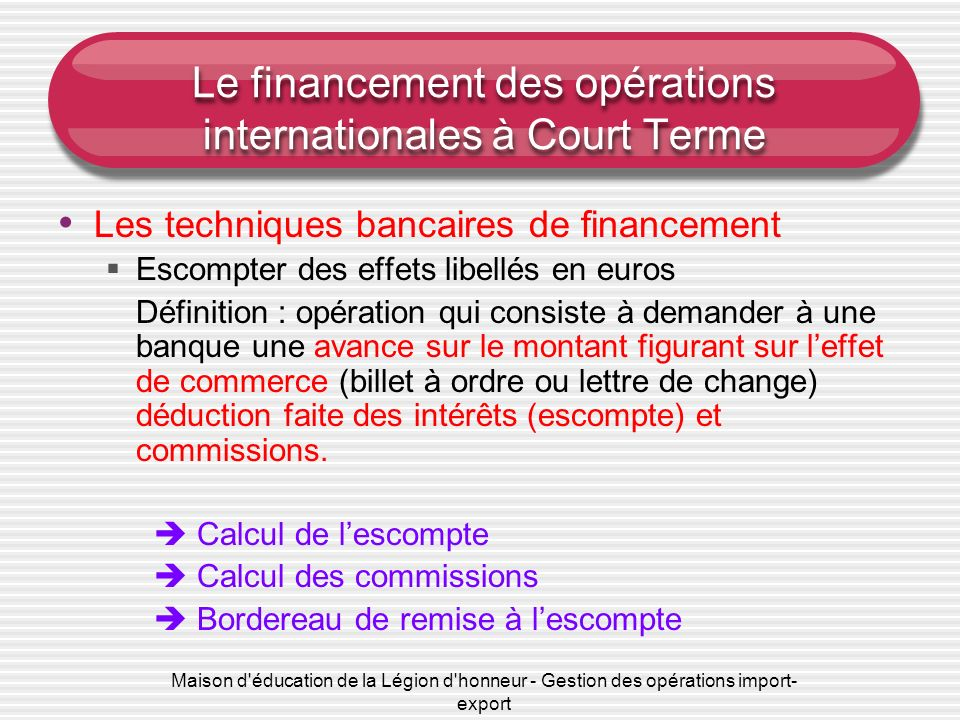 French translation: rotation des dettes à court terme Login or register (free and only takes a few minutes) to participate in this question. You will also have access to many other tools and opportunities designed for those who have language-related jobs (or are passionate about them).