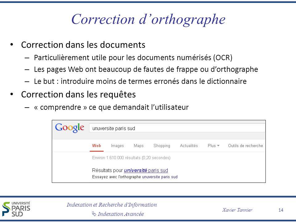 Indexation Et Recherche D Information Ppt Telecharger