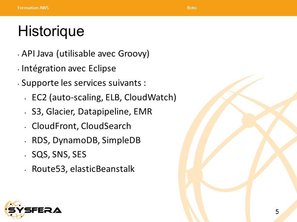 Introduction au AWS SDK Java - ppt télécharger