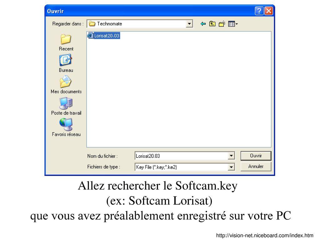 Softcam Key