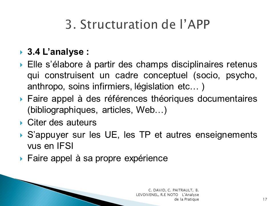 Analyse De La Pratique Professionnelle Ppt Telecharger