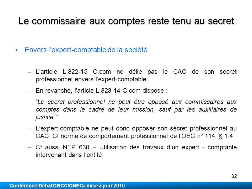 Commissaire Aux Comptes Et Expert Comptable Judiciaire Ppt Telecharger