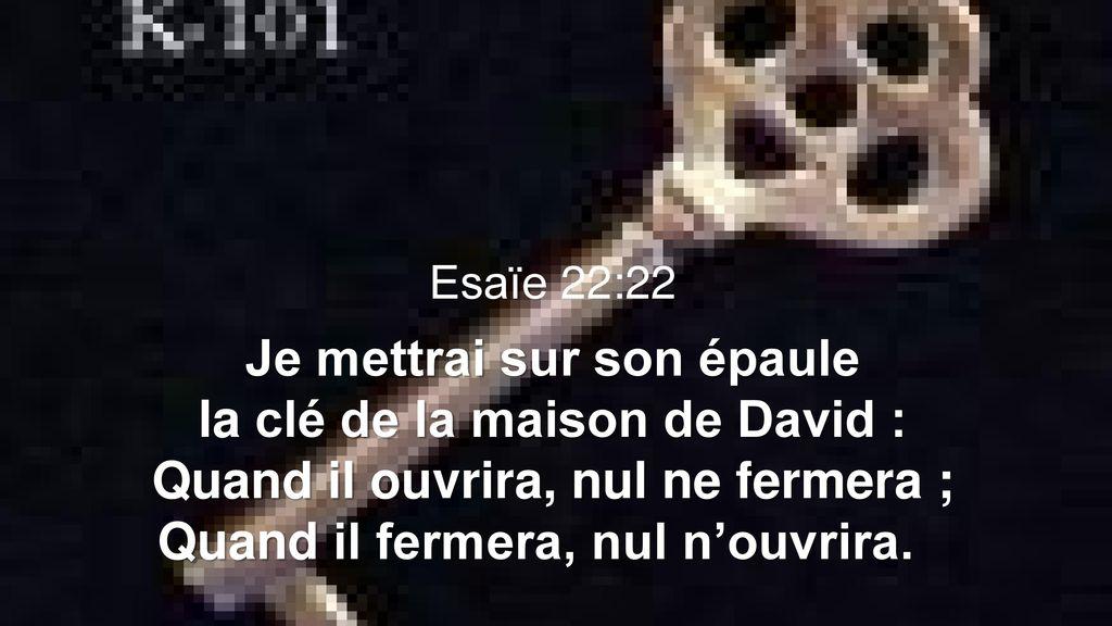 Écris à l'ange de l'Église de Sardes : Voici ce que dit celui qui ...