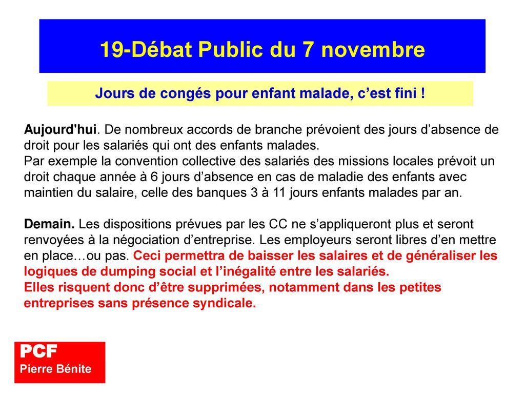 Debat Public Du 7 Novembre Ppt Telecharger