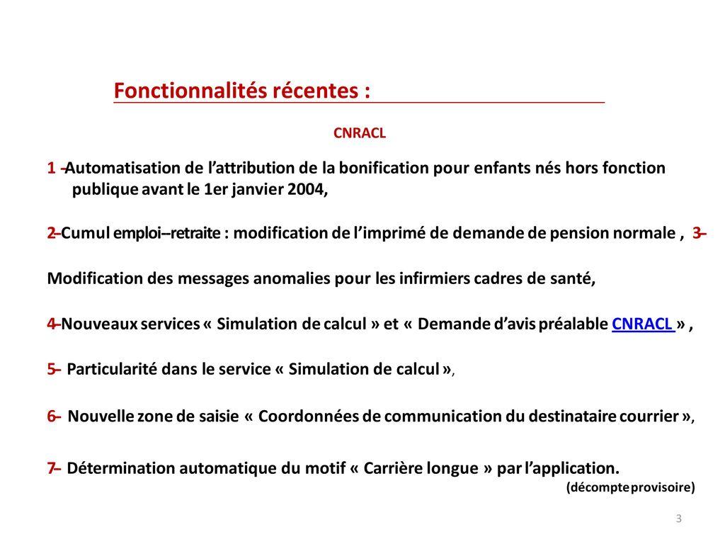 Retraite Dematerialisee Annexes Utiles A La Saisie Du Dossier Ppt